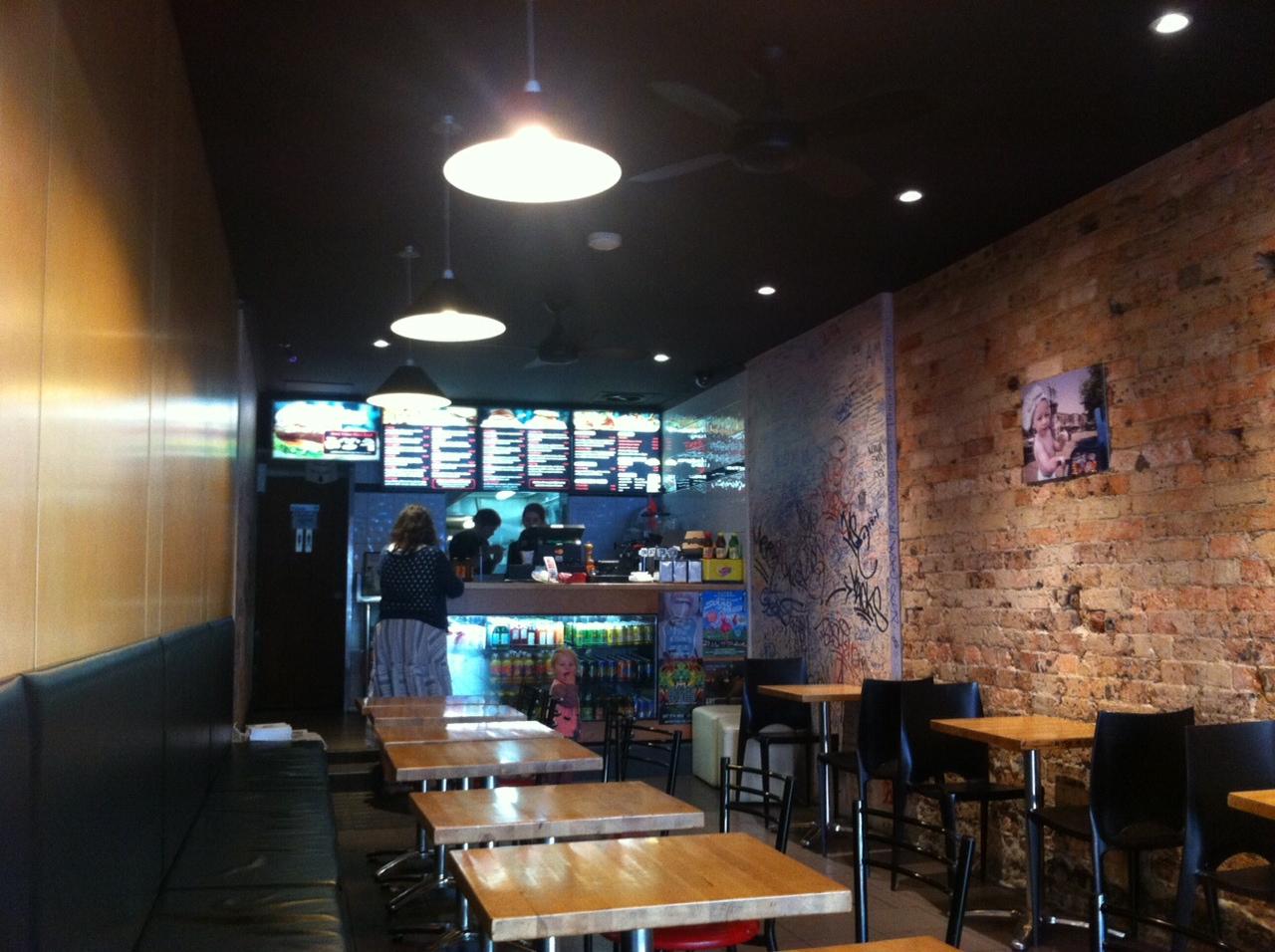 Burger Cave